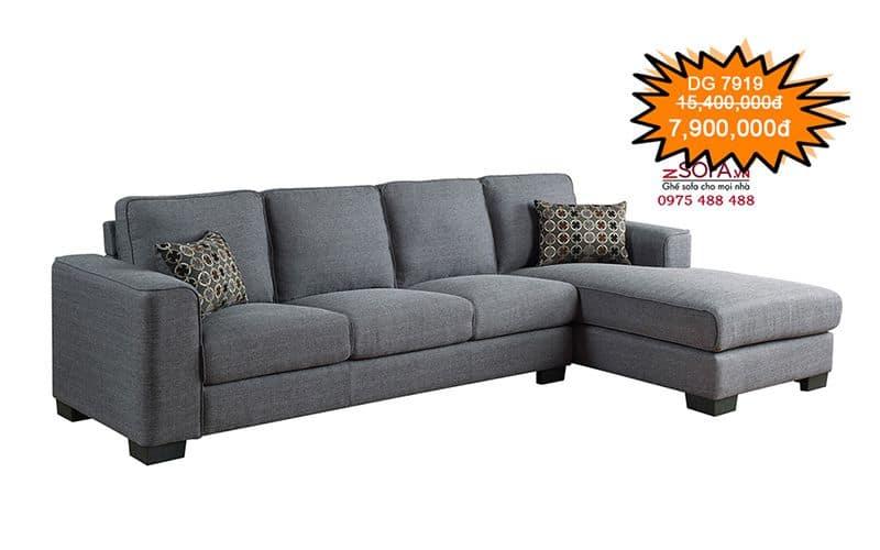 Sofa góc giá rẻ và chất lượng thương hiệu zSofa
