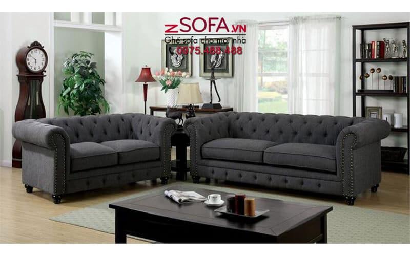 Những mẫu bàn ghế sofa nhỏ gọn và chất lượng zSofa