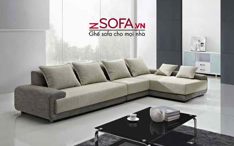 Bộ bàn ghế sofa giá rẻ của zSofa