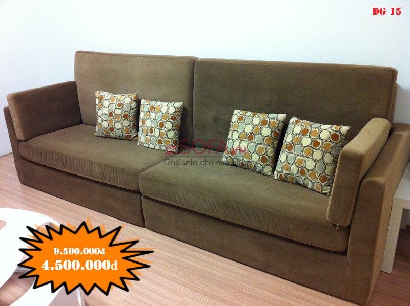 Sofa đơn dài giá rẻ tphcm của zSofa