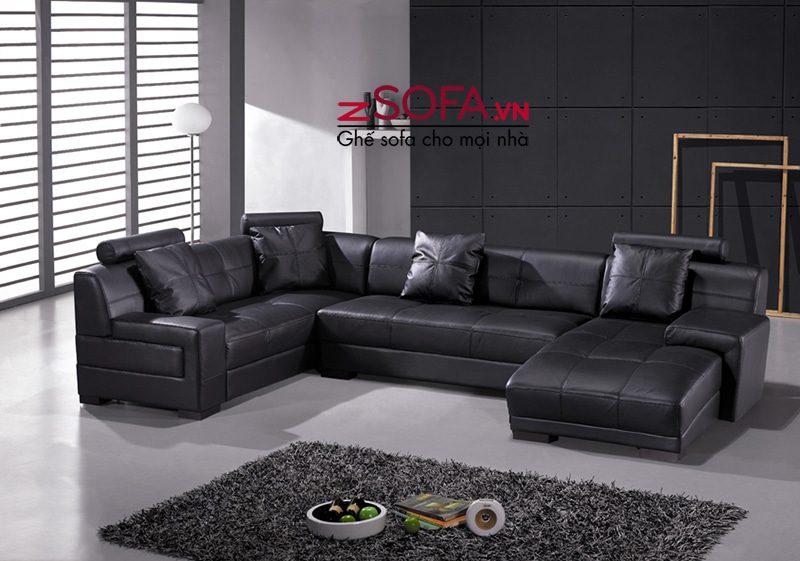 Sofa da thật chất lượng và giá rẻ tại HCM
