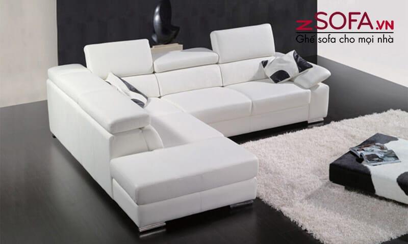 Sofa góc - ghế sofa phòng khách chất lượng của zSofa