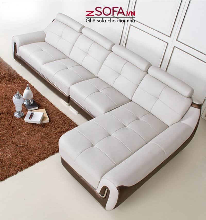 Ghế sofa bằng da chất lượng từ zSofa