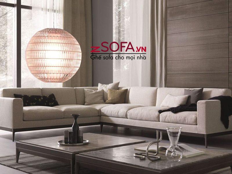 Sofa góc được bán tại doanh nghiệp ghế sofa chất lượng zSofa