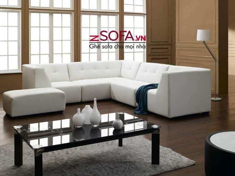 Nội thất phòng khách nhà phố bền và đẹp từ zSofa