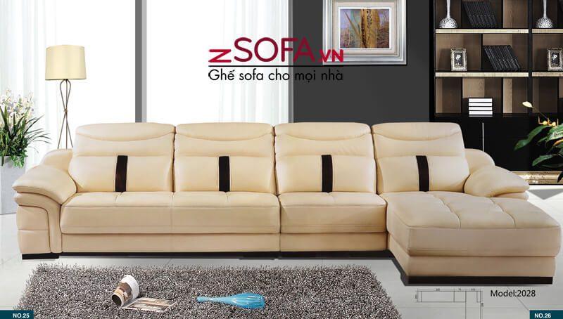 Nội thất rẻ đẹp cho phòng khách của zSofa