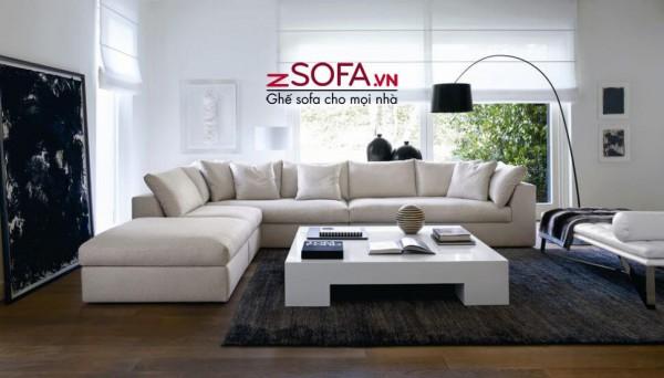 Nên dùng sofa hay ghế gỗ cho phòng khách