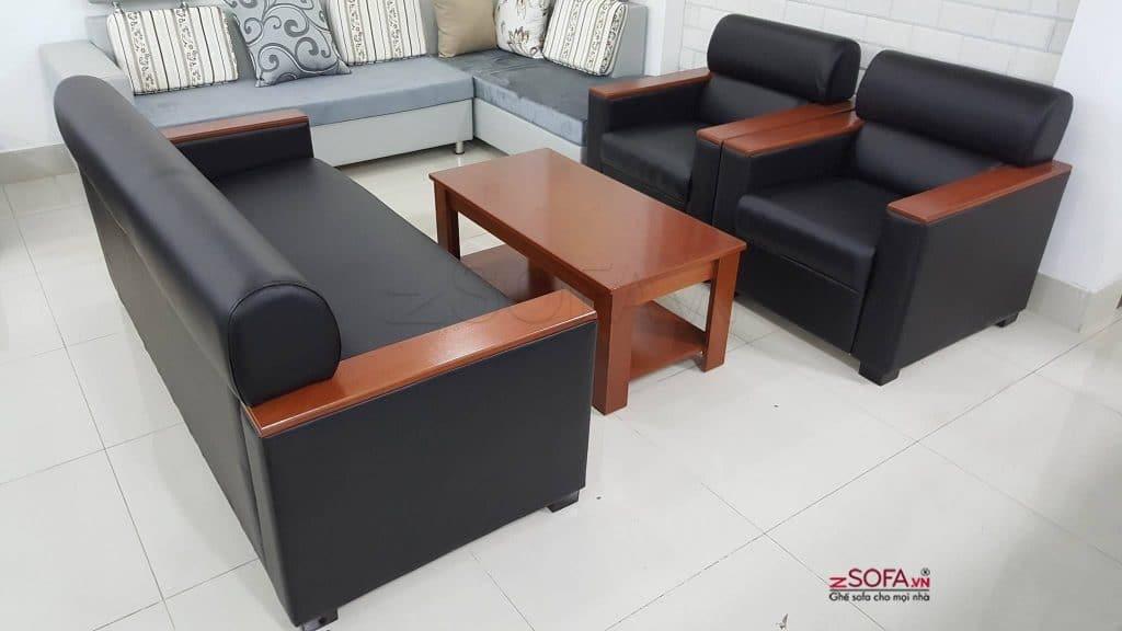 Sofa văn phòn KB Nhật Mã ZP15