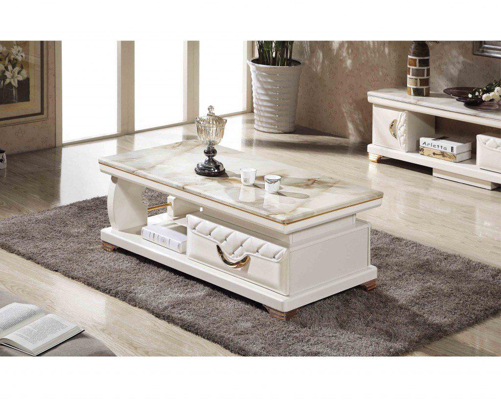 Bàn sofa mặt đá nhập khẩu Ý-JBT202