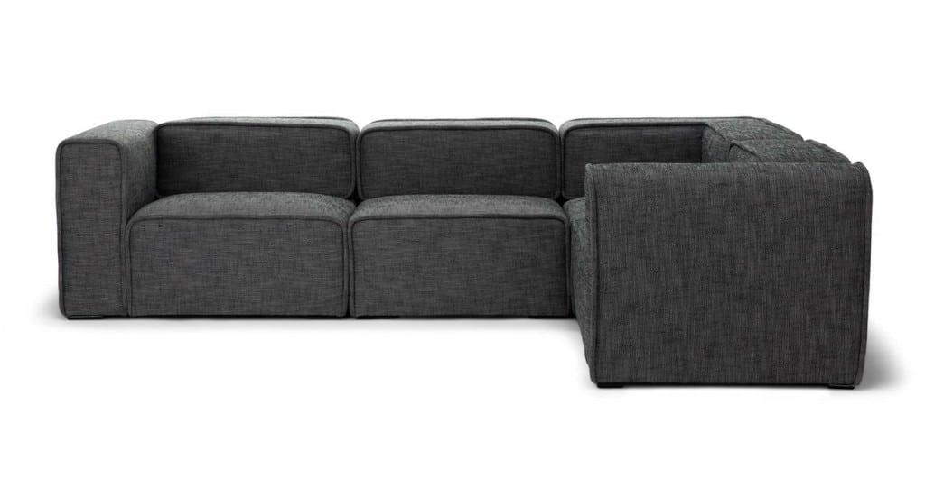 Sofa góc chữ L cho chung cư ZL3003
