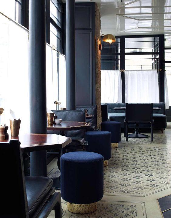 Ghế sofa quán cafe ZC024