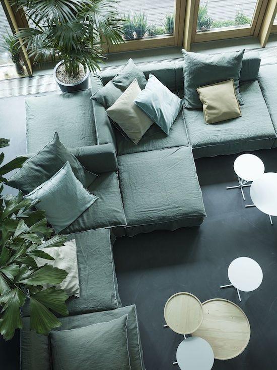 Ghế sofa quán cafe ZC025