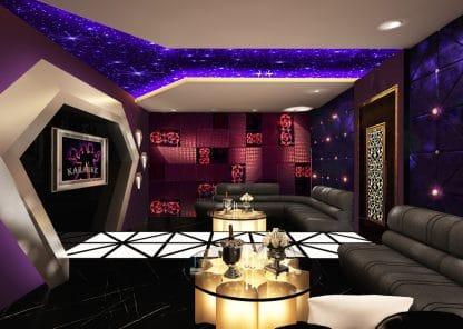Ghế sofa karaoke gia đình