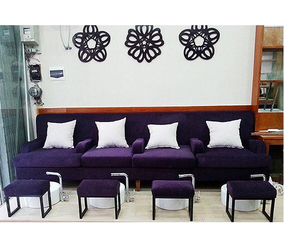 Ghế sofa dành cho spa - mua ở đâu chất lượng
