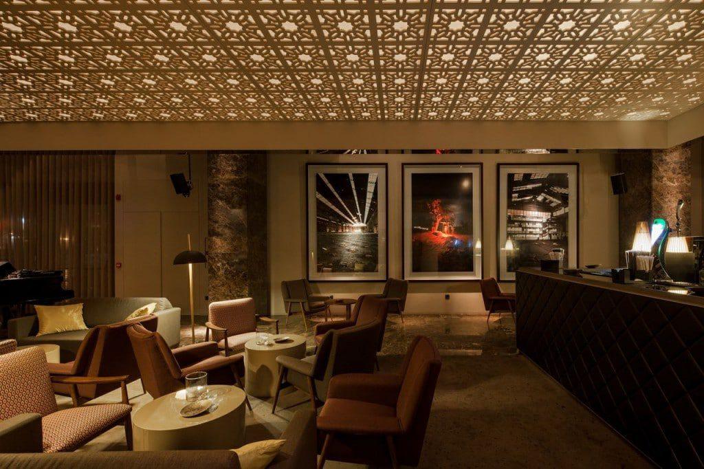 Ghế sofa quán cafe ZC021