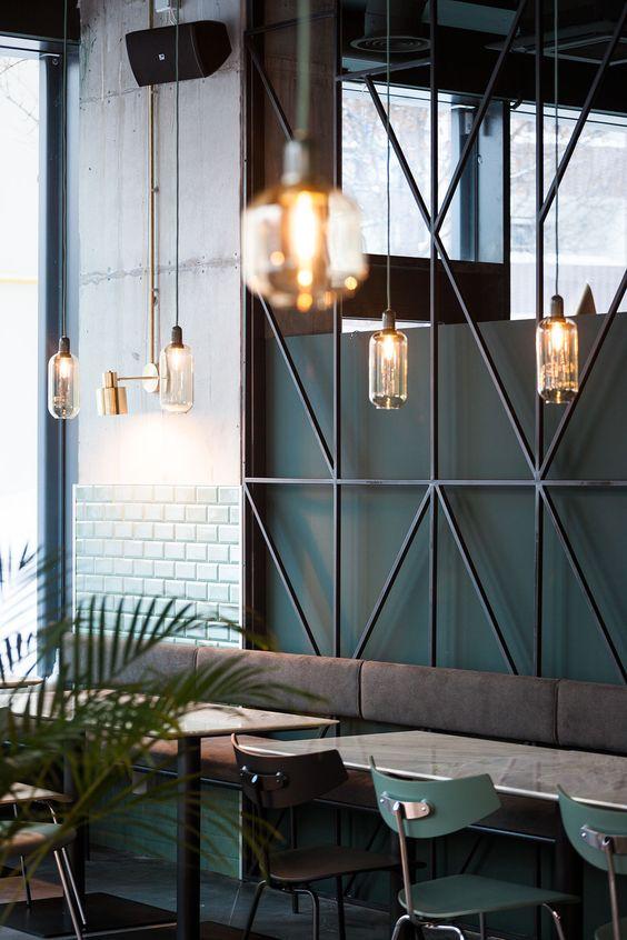 Ghế sofa quán cafe ZC037