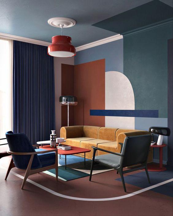 Ghế sofa quán cafe ZC018