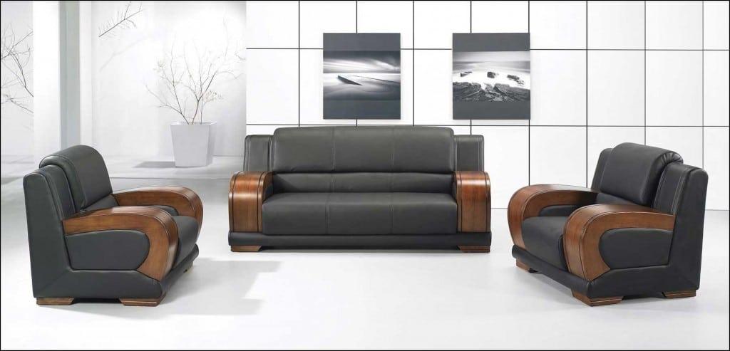Ghế sofa văn phòng cao cấp ZV1201