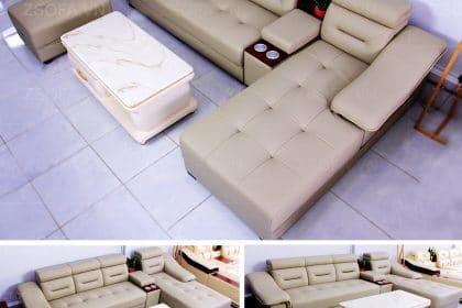 Ghế sofa góc phòng khách phòng làm việc hay mọi căn phòng