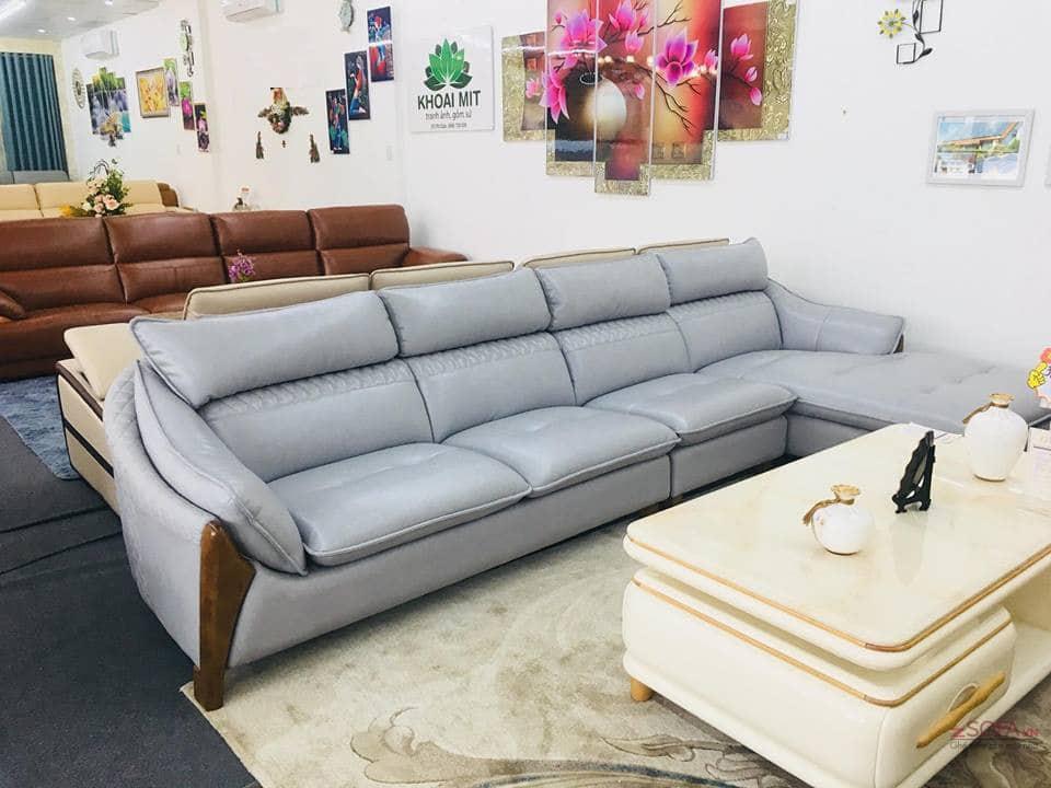 sofa màu xám zda001a