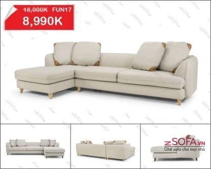 ghế sofa màu trắng