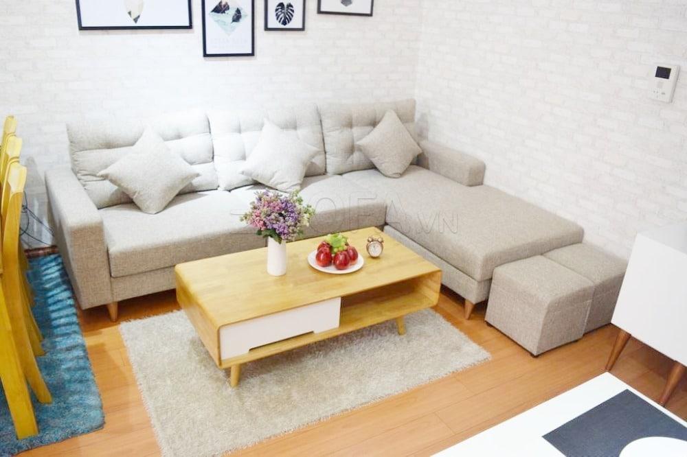 thảm trang trí phòng khách