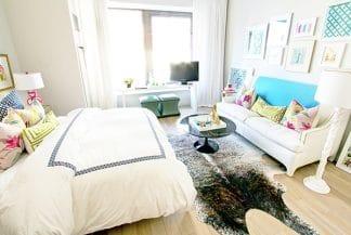 Sofa phòng ngủ ZG007