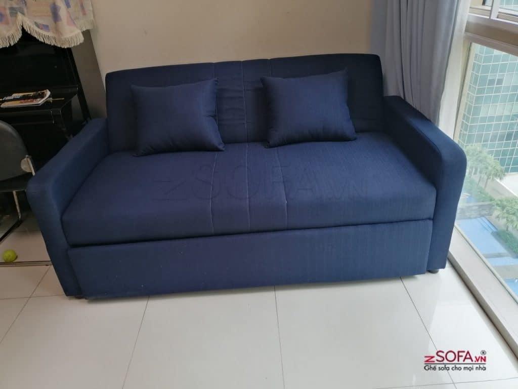 Sofa giường thông minh ZD119 ZSOFA đã giao cho khách.