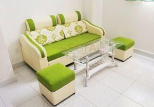 Sofa mini cho nhà nhỏ - mang đến sự tiện nghi
