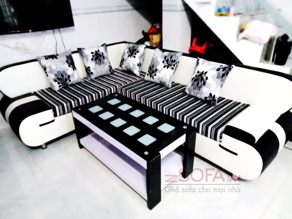 Sofa vải đẹp hiện đại