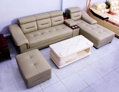 Sofa sang trong cho phong khach