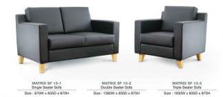 Ghế sofa văn phòng ZP0025