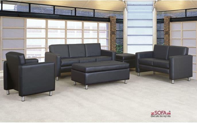 Chọn ghế sofa văn phòng phù hợp với môi trường