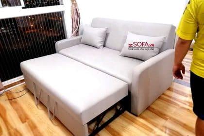 Sofa đa năng ZD119(sofa bed) ở dạng giường