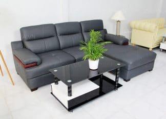 Sofa da cao cấp ZD001