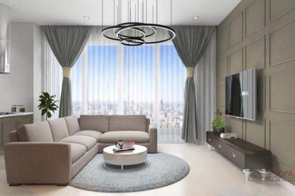 Ghế sofa vải chiếm thị phần lớn trên thị trường ghế sofa