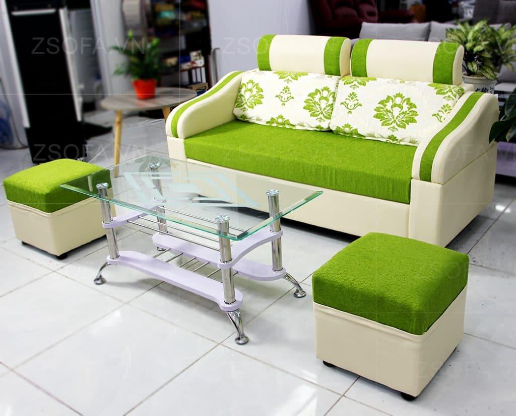 sofa phong khach nho gia re tai Rach Gia