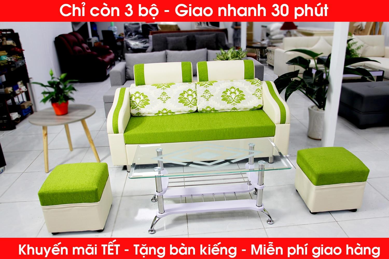 Sofa phòng khách nhỏ giá rẻ Z1
