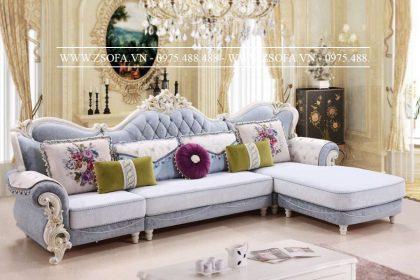 Sofa tân cổ điển đẹp chất lượng cao ở TPHCM
