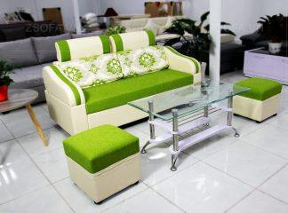 Sofa cao cấp tại Long Xuyên- Hình ảnh bàn giao cho khách hàng