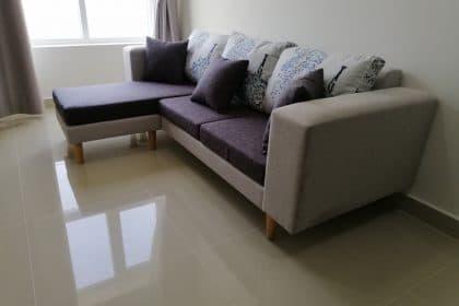 Sofa thư giãn giá rẻ- Hình ảnh bàn giao cho khách hàng