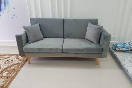 Ghế sofa tại Long Xuyên- Hình ảnh bàn giao cho khách hàng