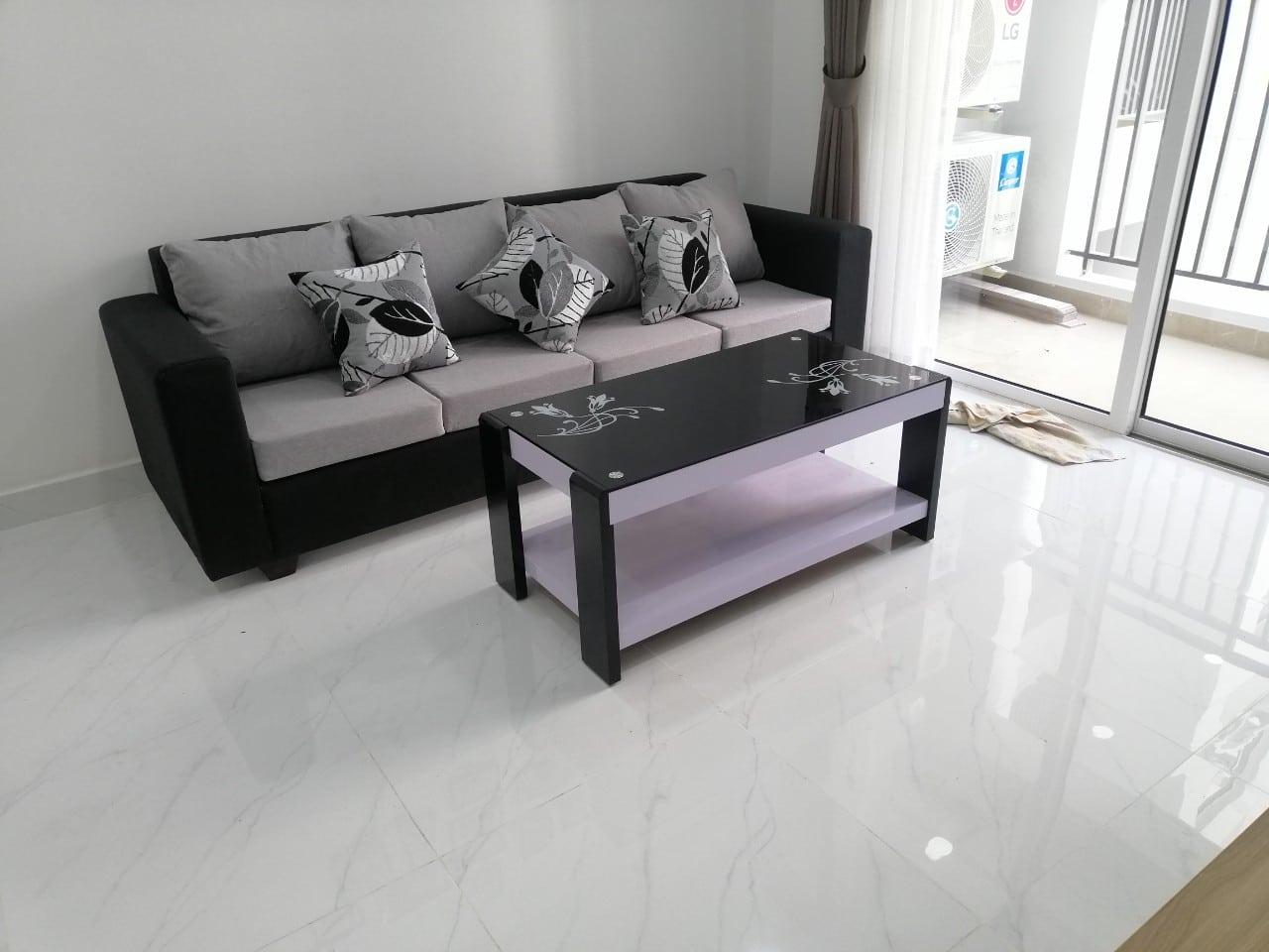 Sofa DG5921 hình bàn giao cho khách hàng