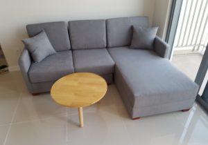 Sofa hiện đại sang trọng tại Long Xuyên- Hình ảnh bàn giao cho khách hàngkhách hàg