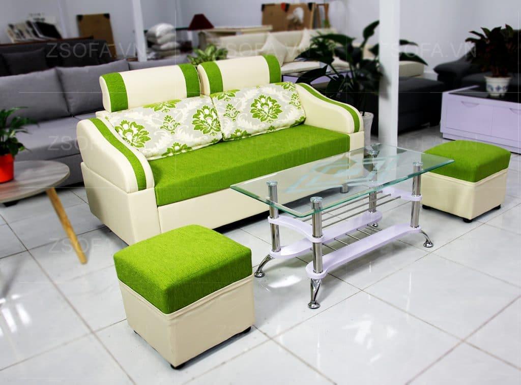 Sofa chất lượng giá rẻ tại Long Xuyên- Hình ảnh bàn giao cho khách hàng