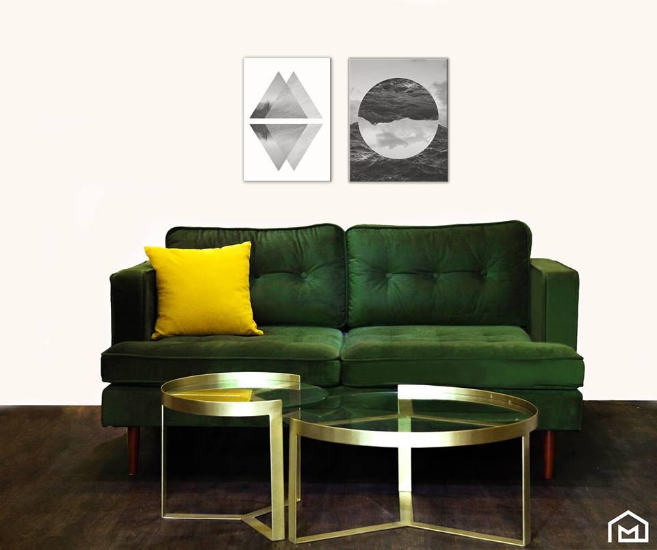 Những mẫu sofa nỉ đẹp hiện đại tại zSofa