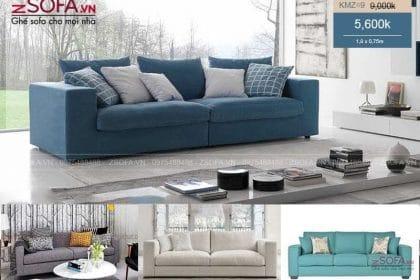 Những ưu điểm nổi bật của mẫu ghế sofa băng dài