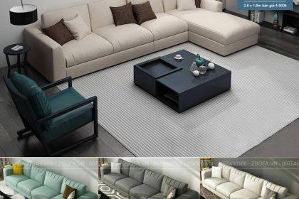 Ưu điểm nổi bật của ghế sofa bệt mà bạn chưa biết?