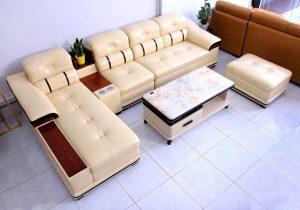 Ưu điểm nổi bật của sản phẩm ghế sofa bọc da