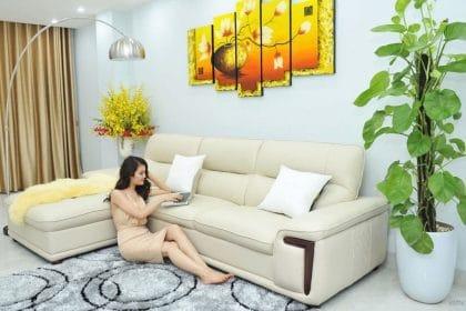 Lý do bạn nên mua ghế sofa cao cấp cho phòng khách sang trọng?
